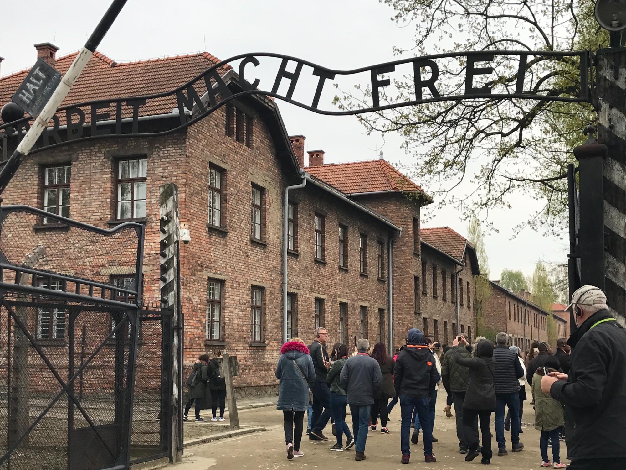 Auschwitz-Birkenau-nazi concentration camp-giftofparis.com