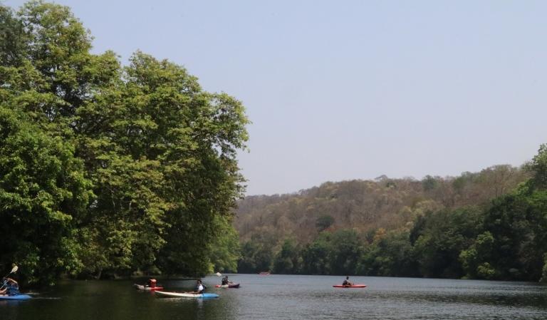 Dandeli-Ganesh-Gudi-Post-Sahyadris-Western-Ghats-Water-sports-Kali-river-Karnataka-Dandeli-giftofparis.com