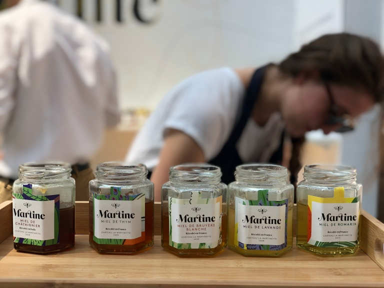 Martine-Honey-Paris-Michelin-Chefs-Restaurants-Food-Festival-Grand-Palais-Taste-of-Paris-2018-giftofparis.com
