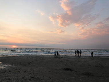Kandestederne-Beach-Sunset-Skagen-in-Summer-giftofparis.com