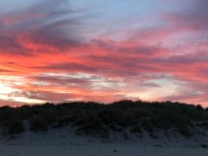 Hulsig-Colourful-sunset-Skagen-in-Summer-giftofparis.com
