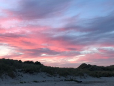Hulsig-Beach-Colourful-Sunset-Skagen-in-Summer-giftofparis.com